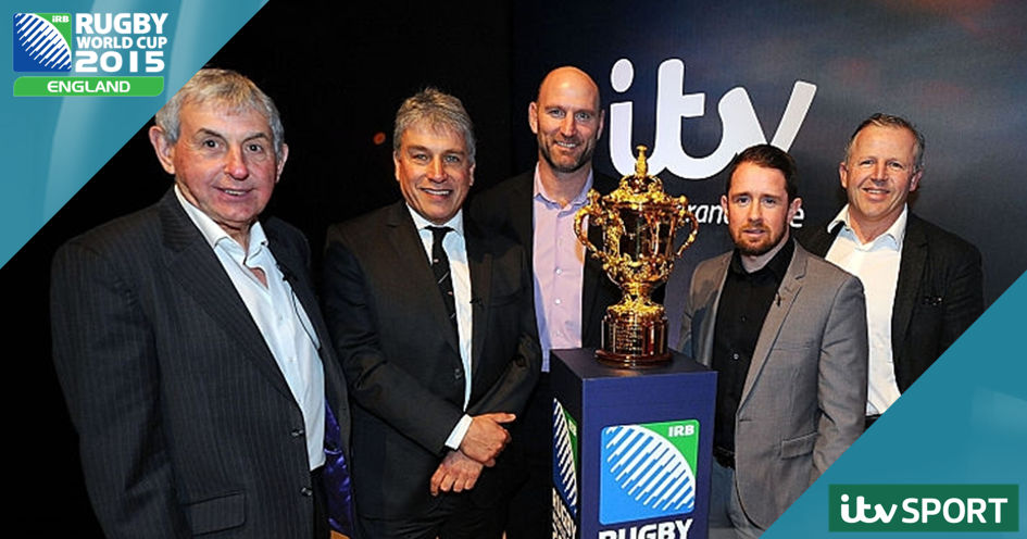 The Broadcasting of Rugby World Cup 2015