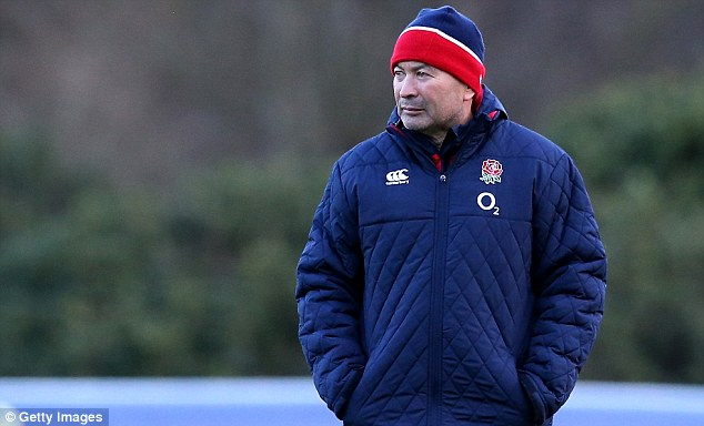 Jones hints at squad changes for Italian job